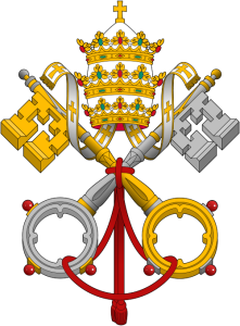 Papal coat of arms